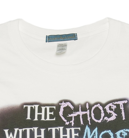 Women's Ghost With The Most Beetlejuice T-Shirt