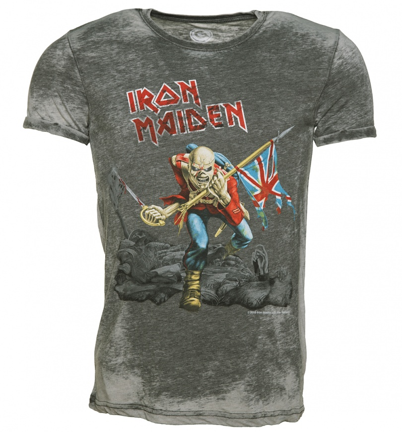 Womens Iron Maiden T Shirt