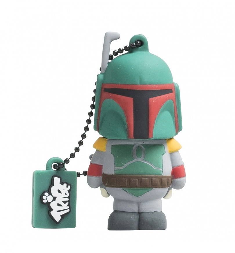 star wars boba fett usb 8gb memory stick. Black Bedroom Furniture Sets. Home Design Ideas