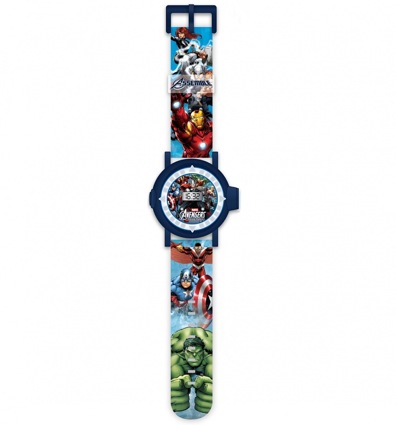 Marvel Baby Gifts Uk : Marvel multi projection watch