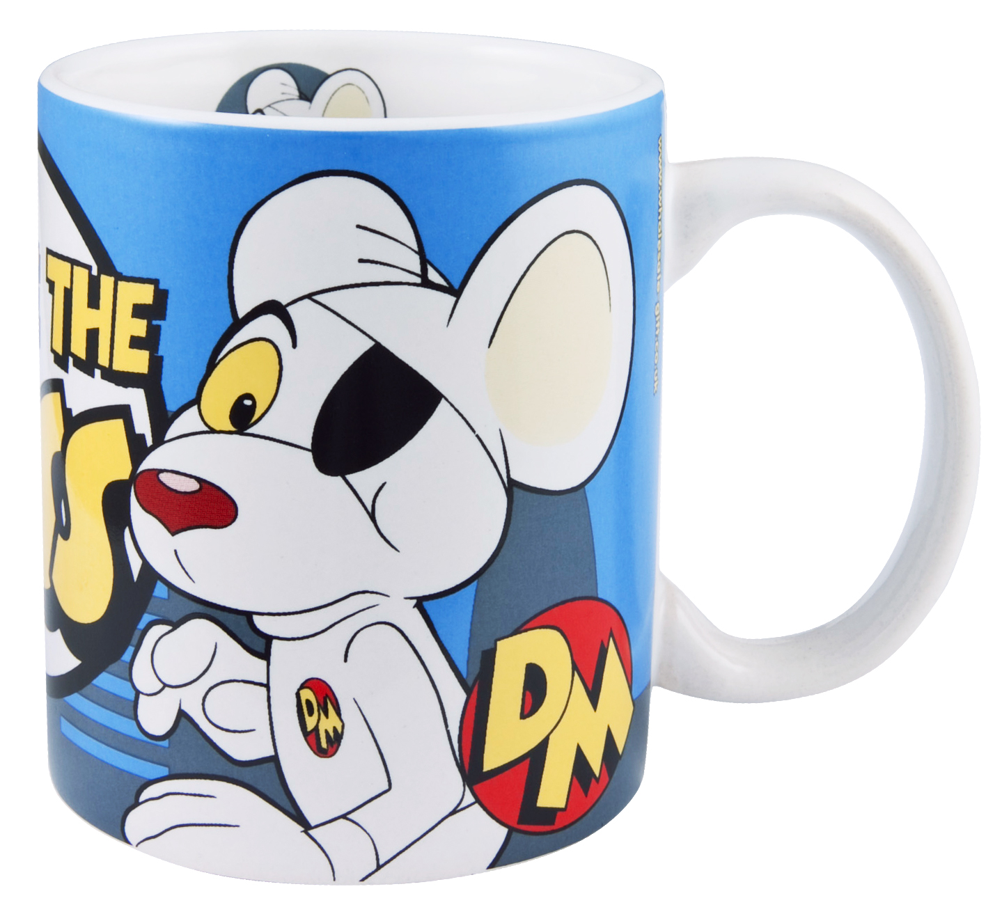 Dangermouse Mug