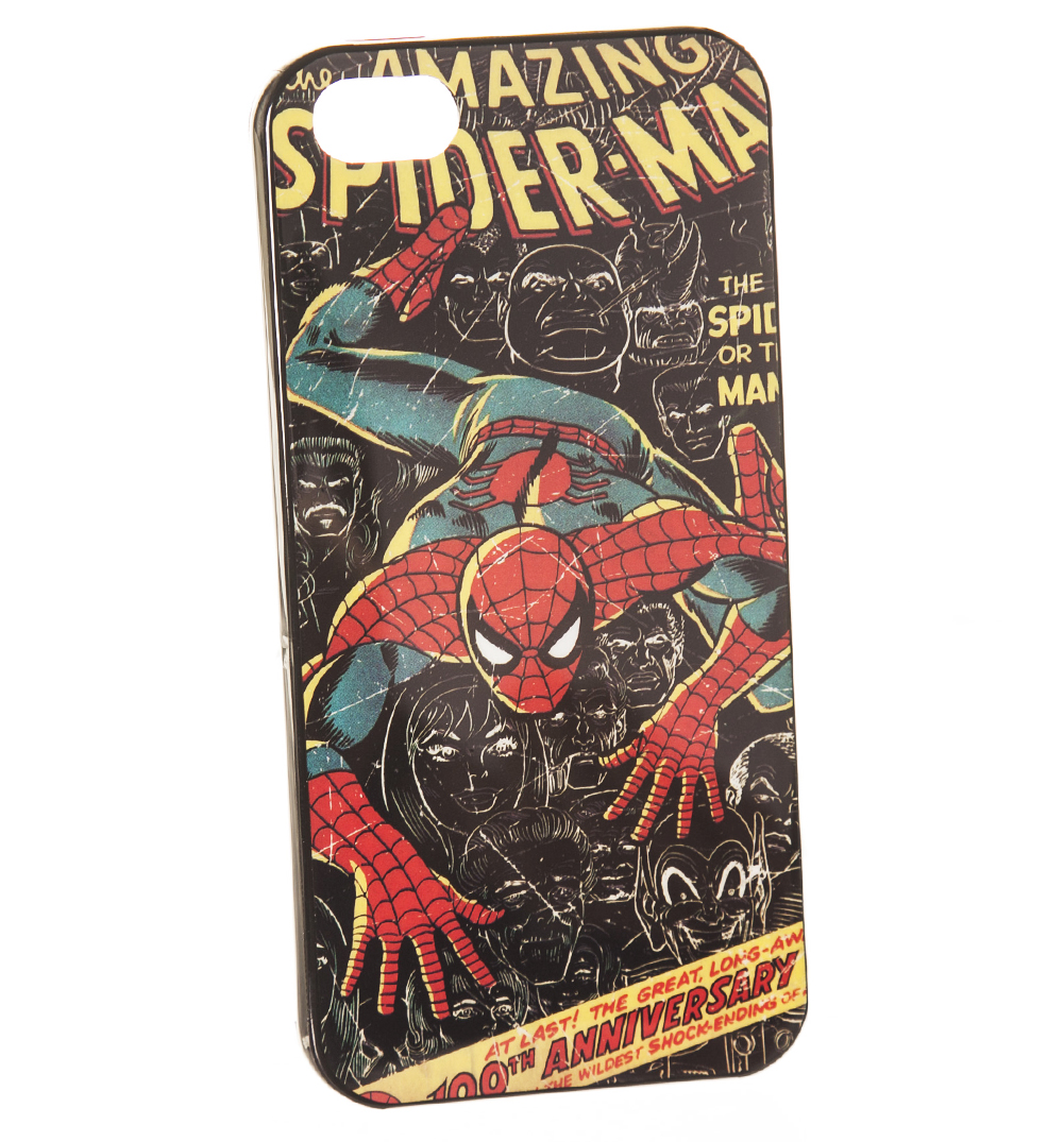 Marvel Comics Spiderman iPhone 5 Case