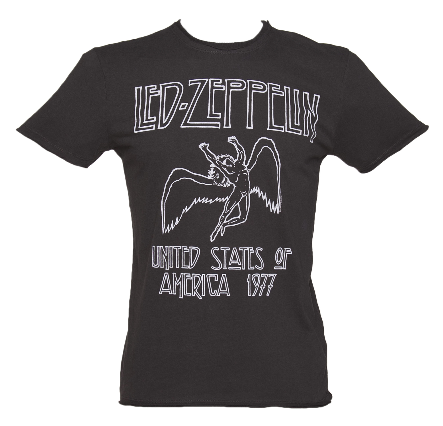 "The Led Zeppelin Stockholm T-Shirt lets fans celebrate the European tour. The tee shirt features the band members along with, ""Stockholm, Sweden Feb. 26 European Tour "". The Led Zeppelin 2-Sided Legends T-shirt is a two sided tee shirt with a zeppelin and Led Zeppelin on the front of the t-shirt and the back of the tee shirt /5()."