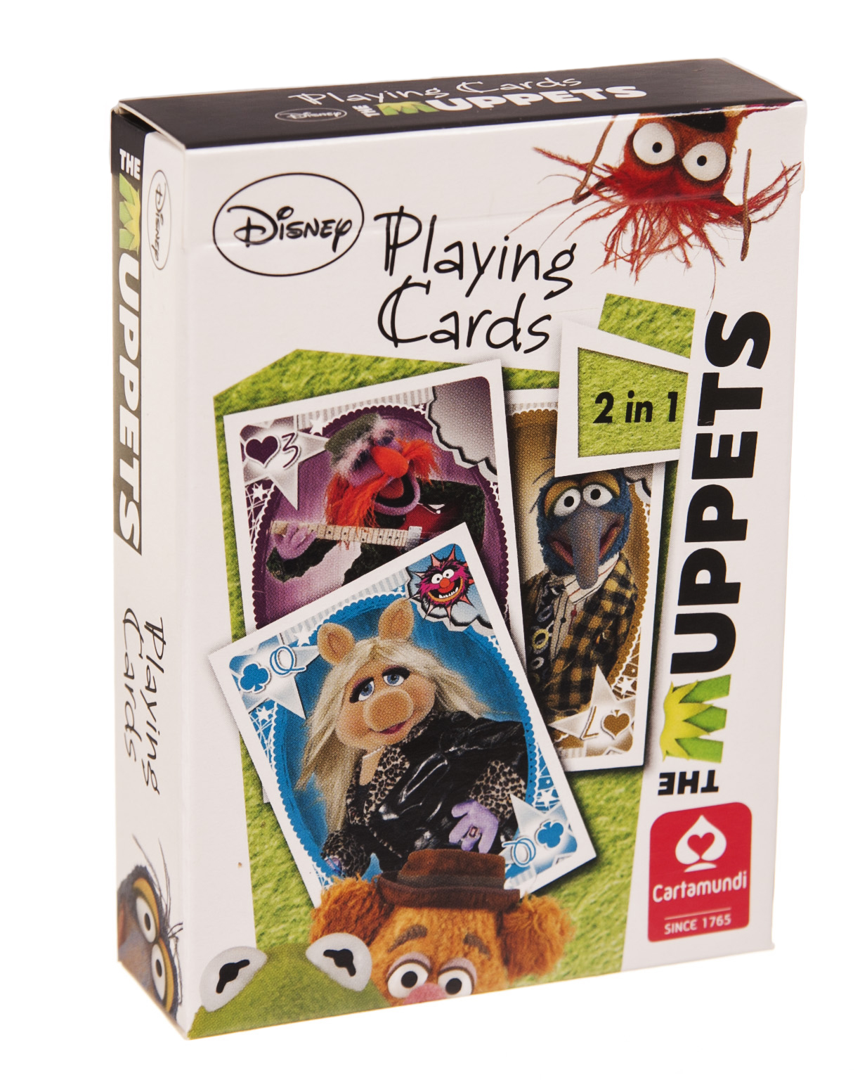 Muppets Playing Cards