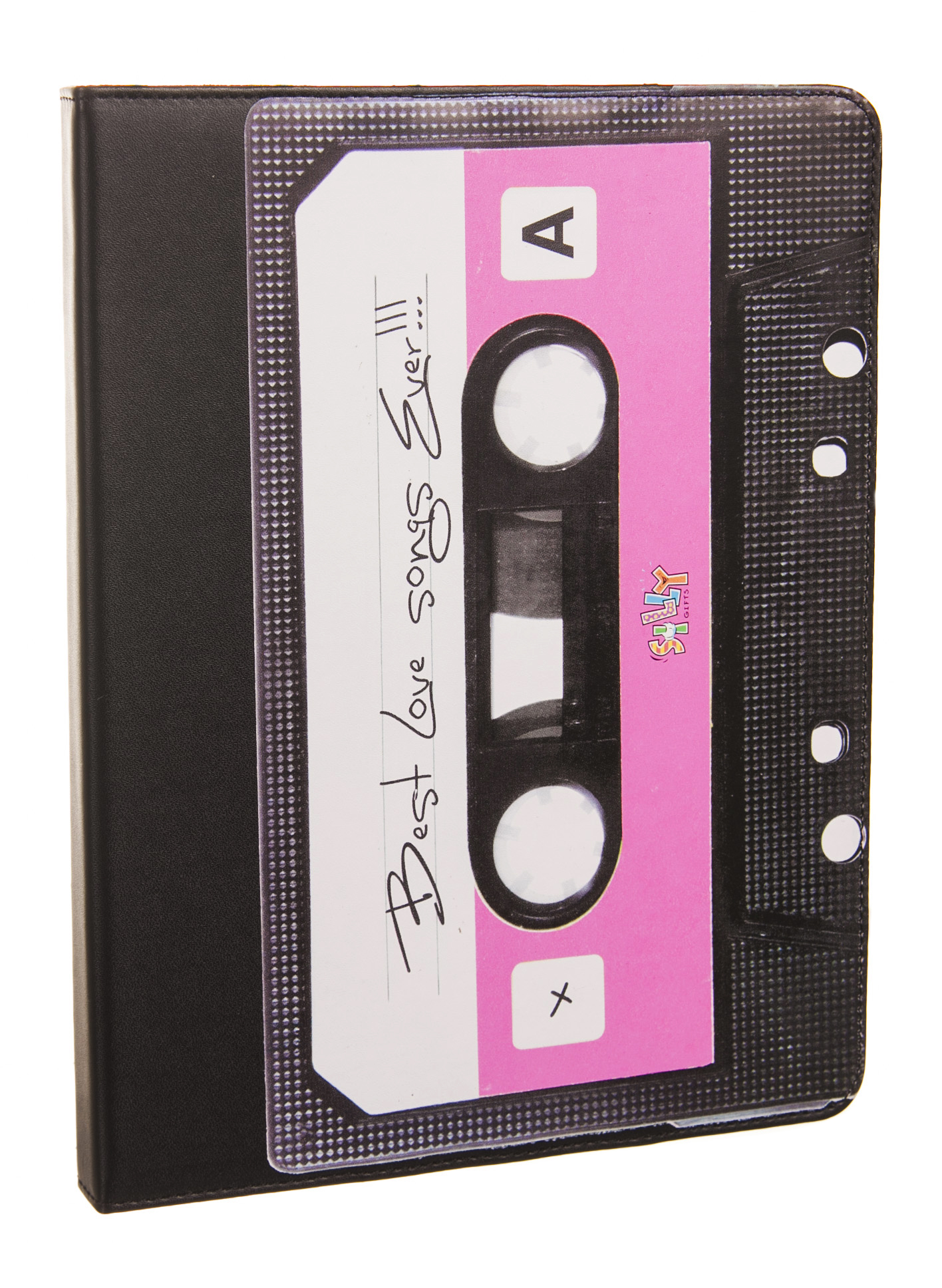 Retro Cassette iPad Cover