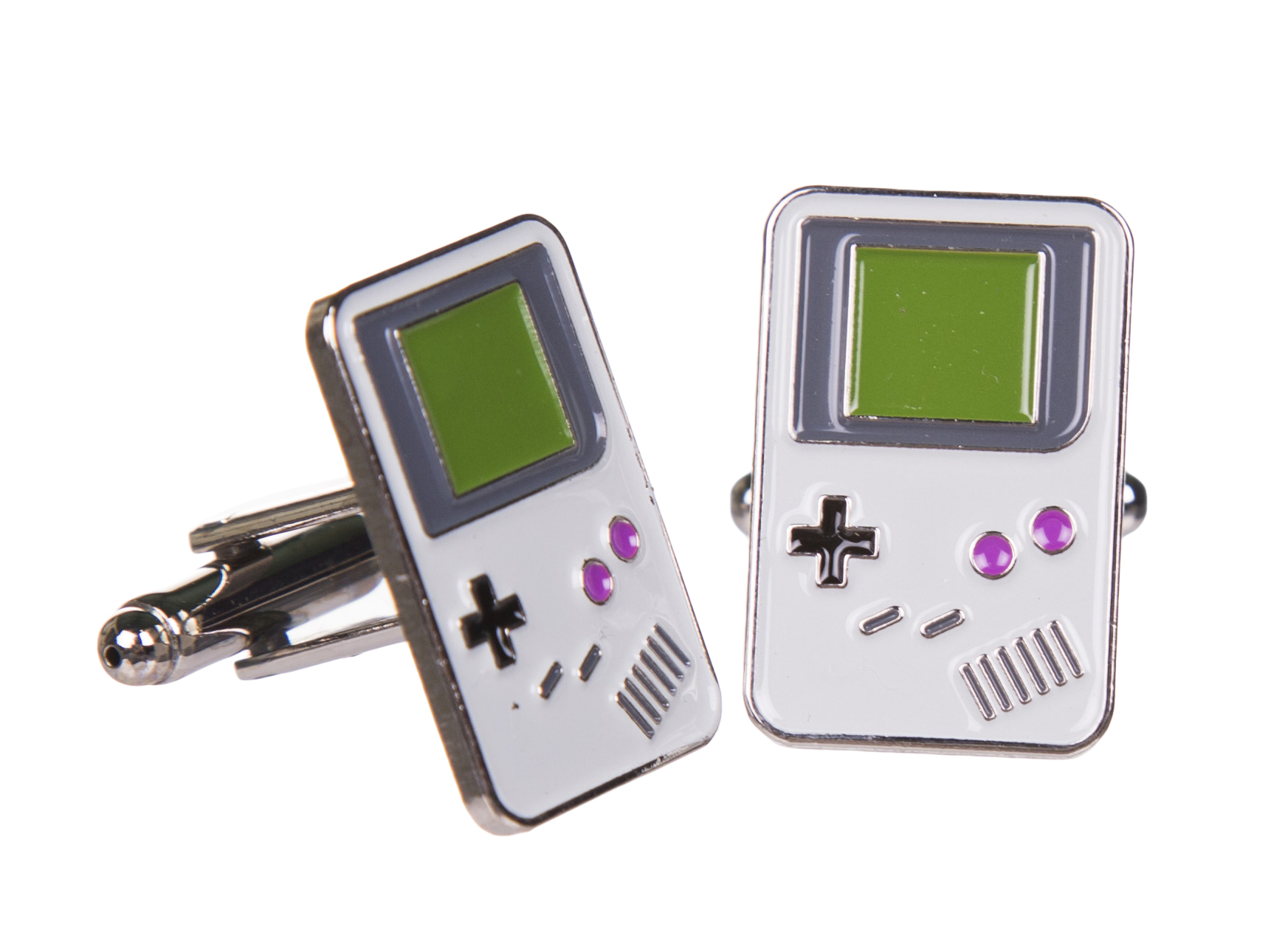 Retro Gamer Cufflinks