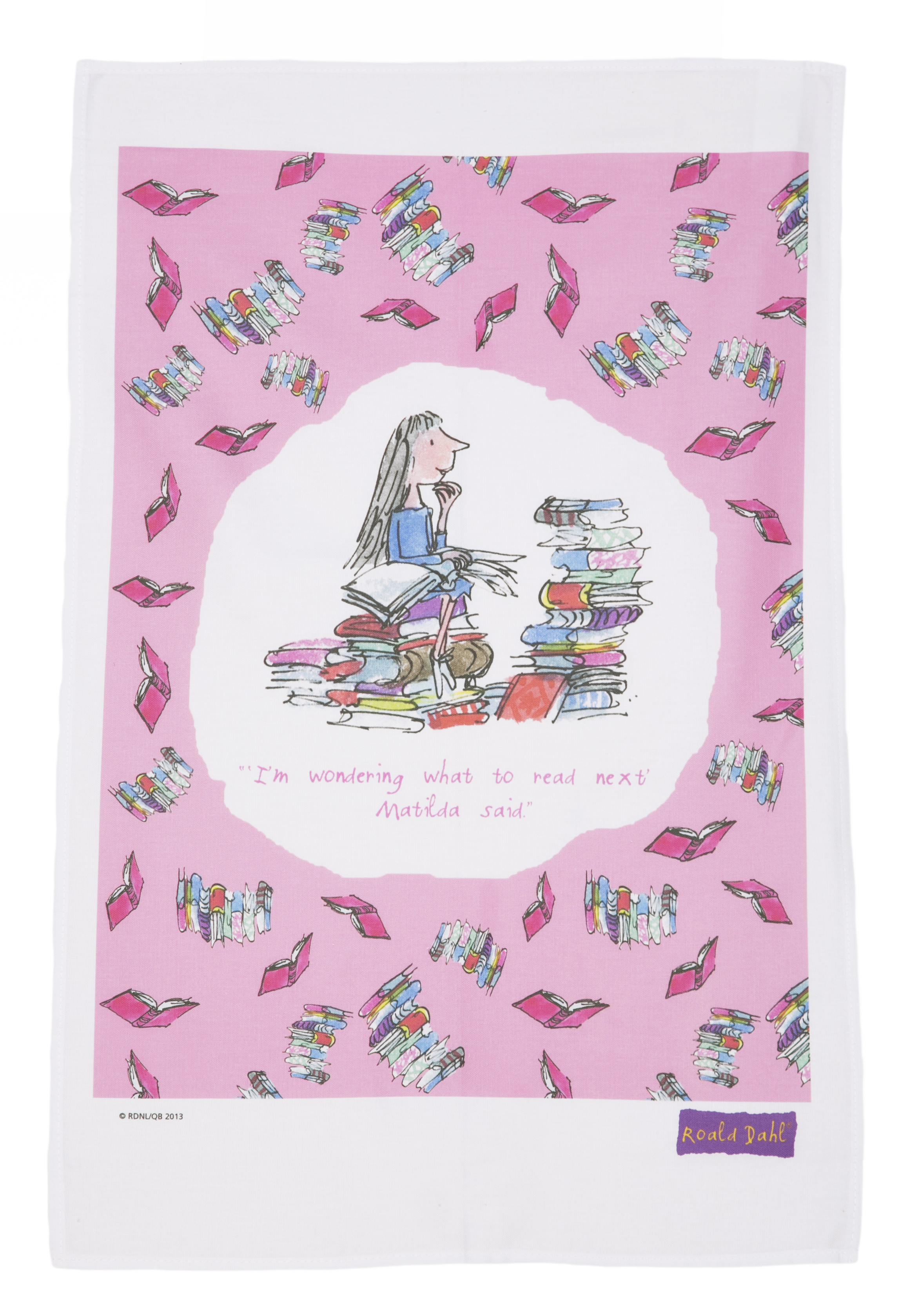 roald dahl matilda Now, roald dahl's matilda – the most powerful female genius ever to be underestimated by a hammer-throwing headmistress – has been portrayed for the first time as a 30-year-old woman in a .