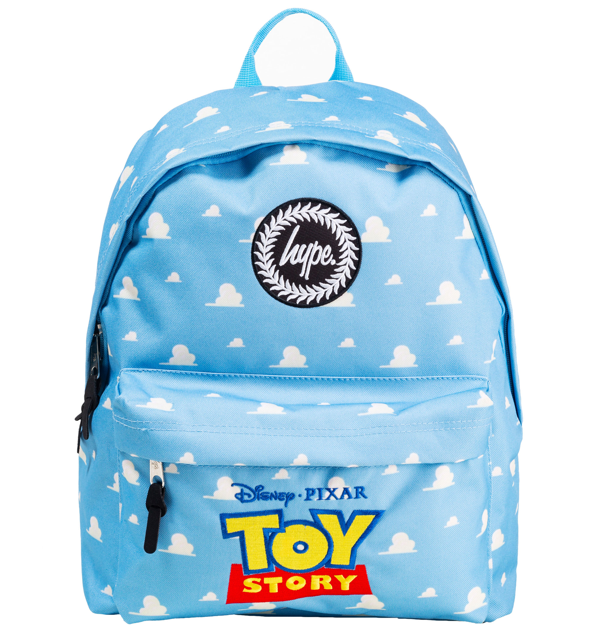 b2c9605f095 Blue Disney Pixar Toy Story Backpack from Hype - Blue webbed backpack -  Measures 40cm height