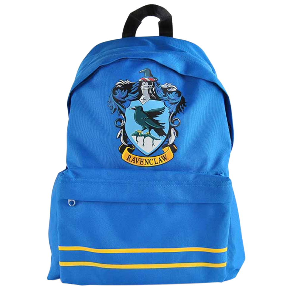 blue harry potter ravenclaw backpack. Black Bedroom Furniture Sets. Home Design Ideas