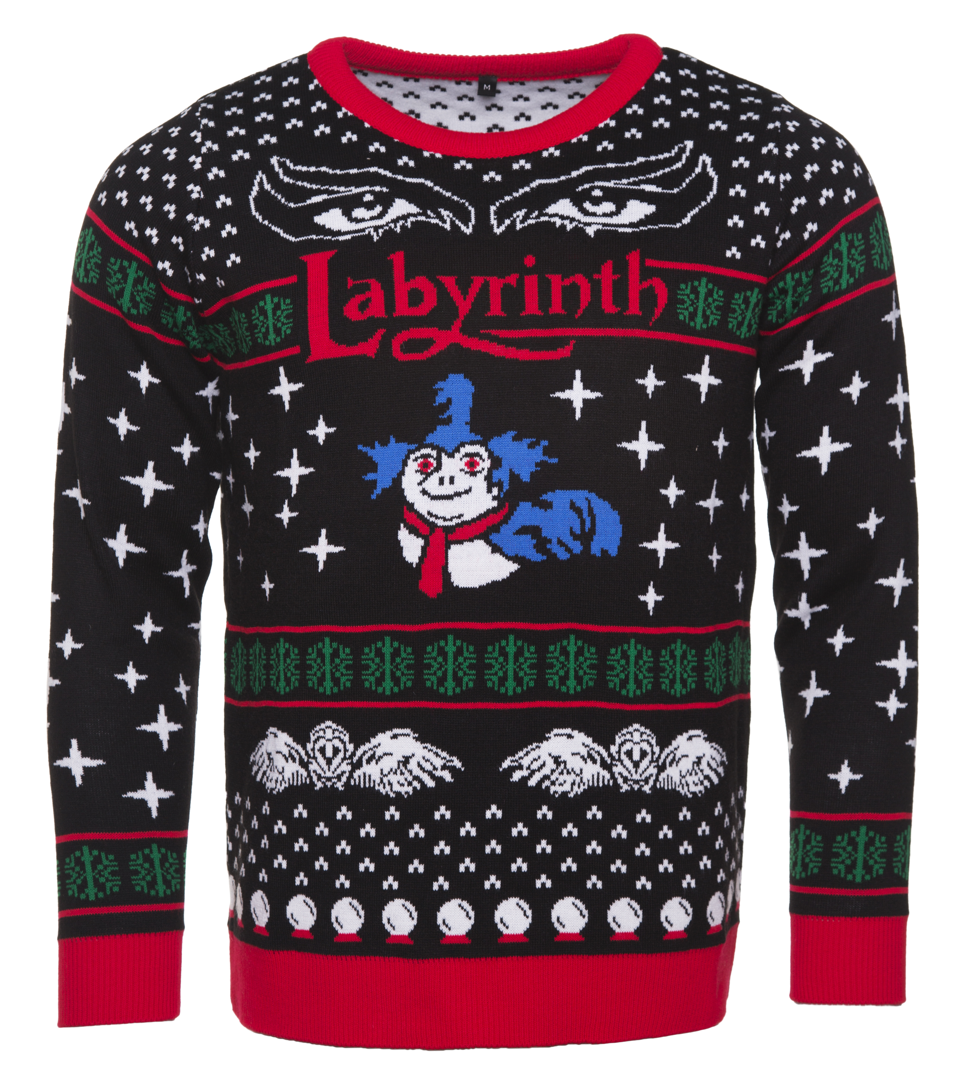 Exclusive labyrinth fairisle knitted jumper labyrinth fairisle knitted jumper high quality acrylic jacquard knit composed of 100 polyester this jumper is for life not just for christmas bankloansurffo Image collections