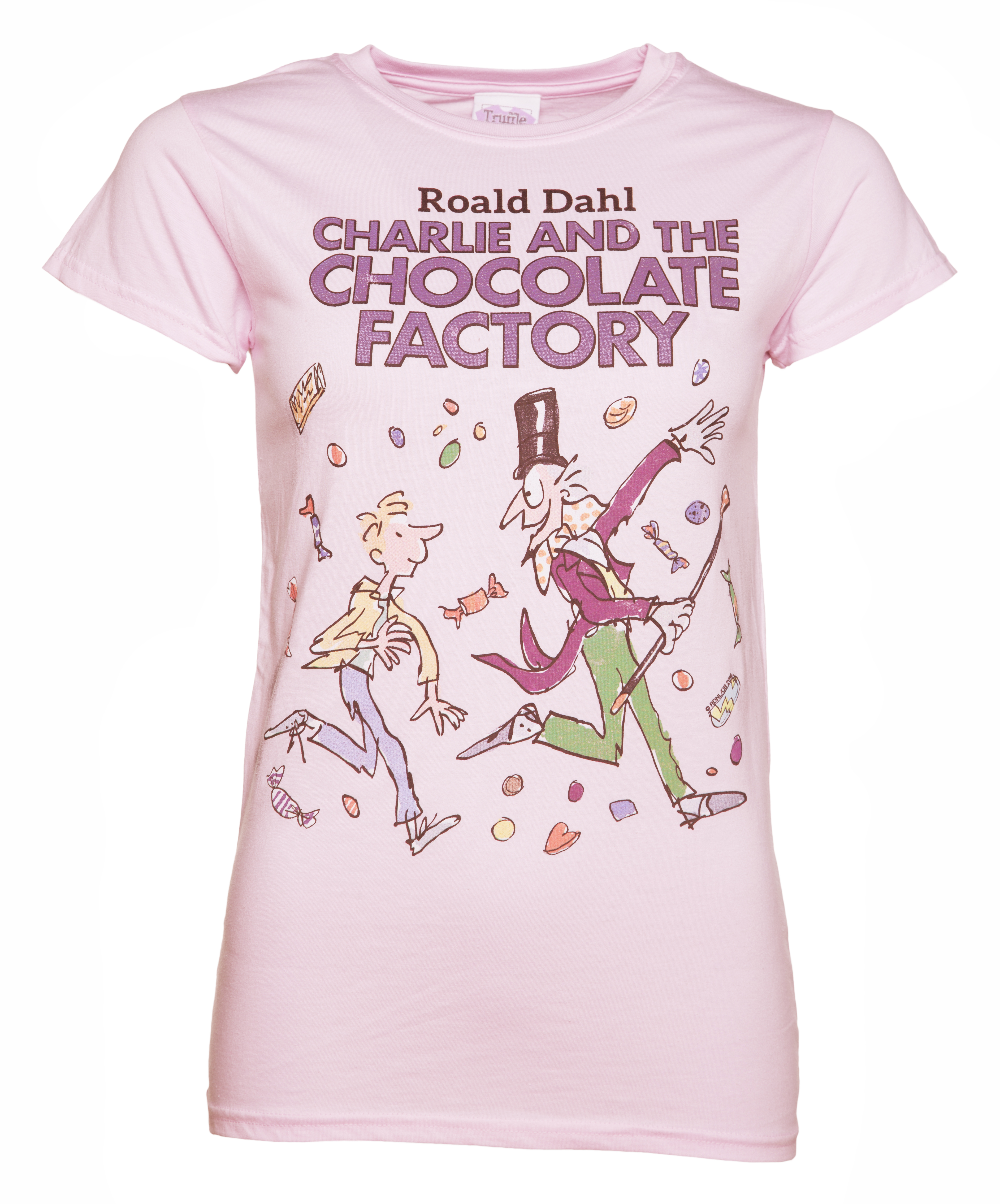 Charlie and the Chocolate Factory T-Shirts and Gifts | TruffleShuffle