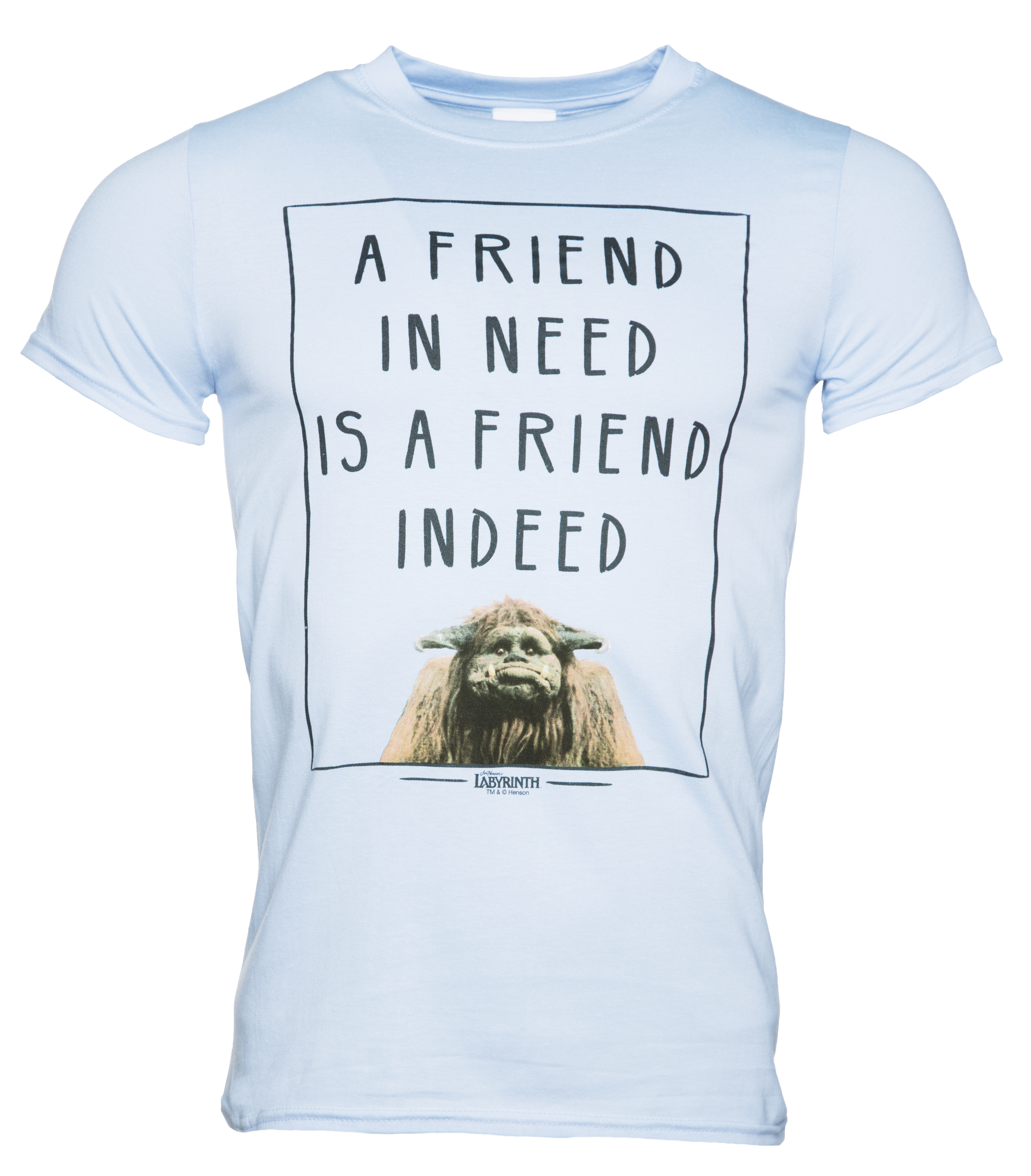Design your own hello kitty t-shirt - Men S Ludo A Friend In Need Labyrinth T Shirt