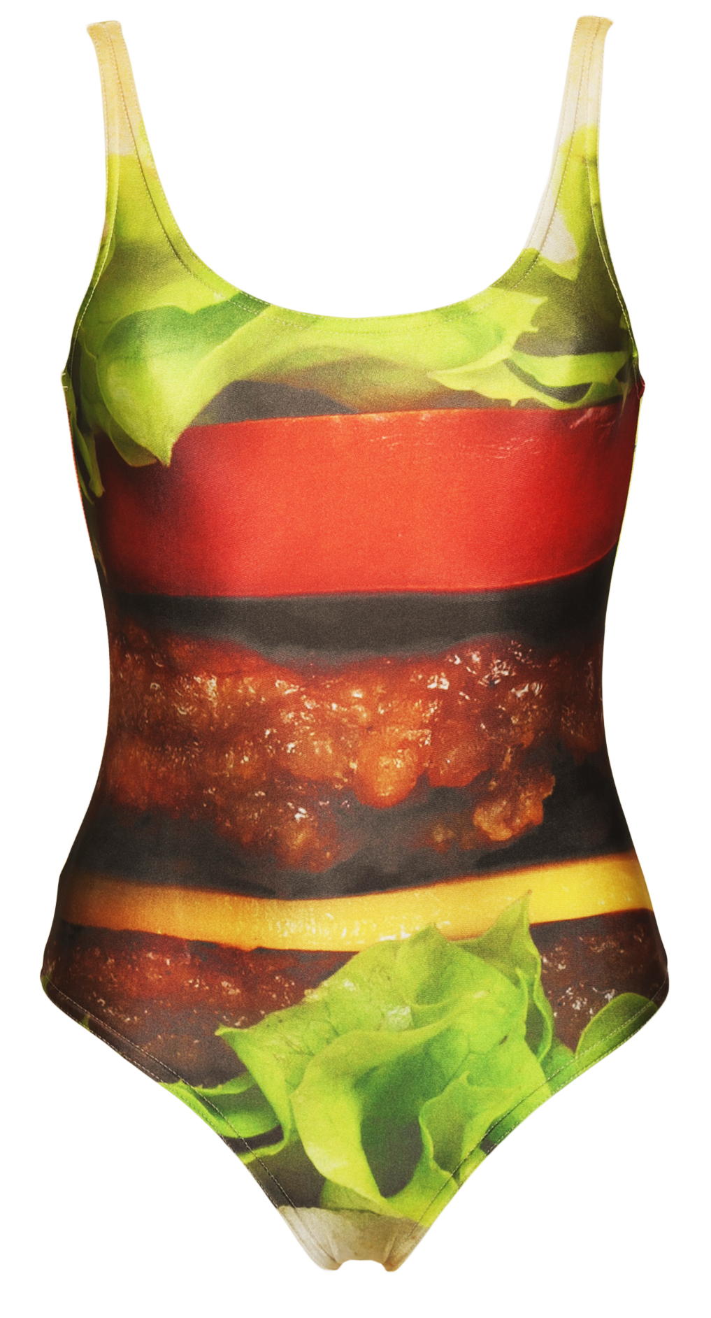 Hamburger Swimsuit