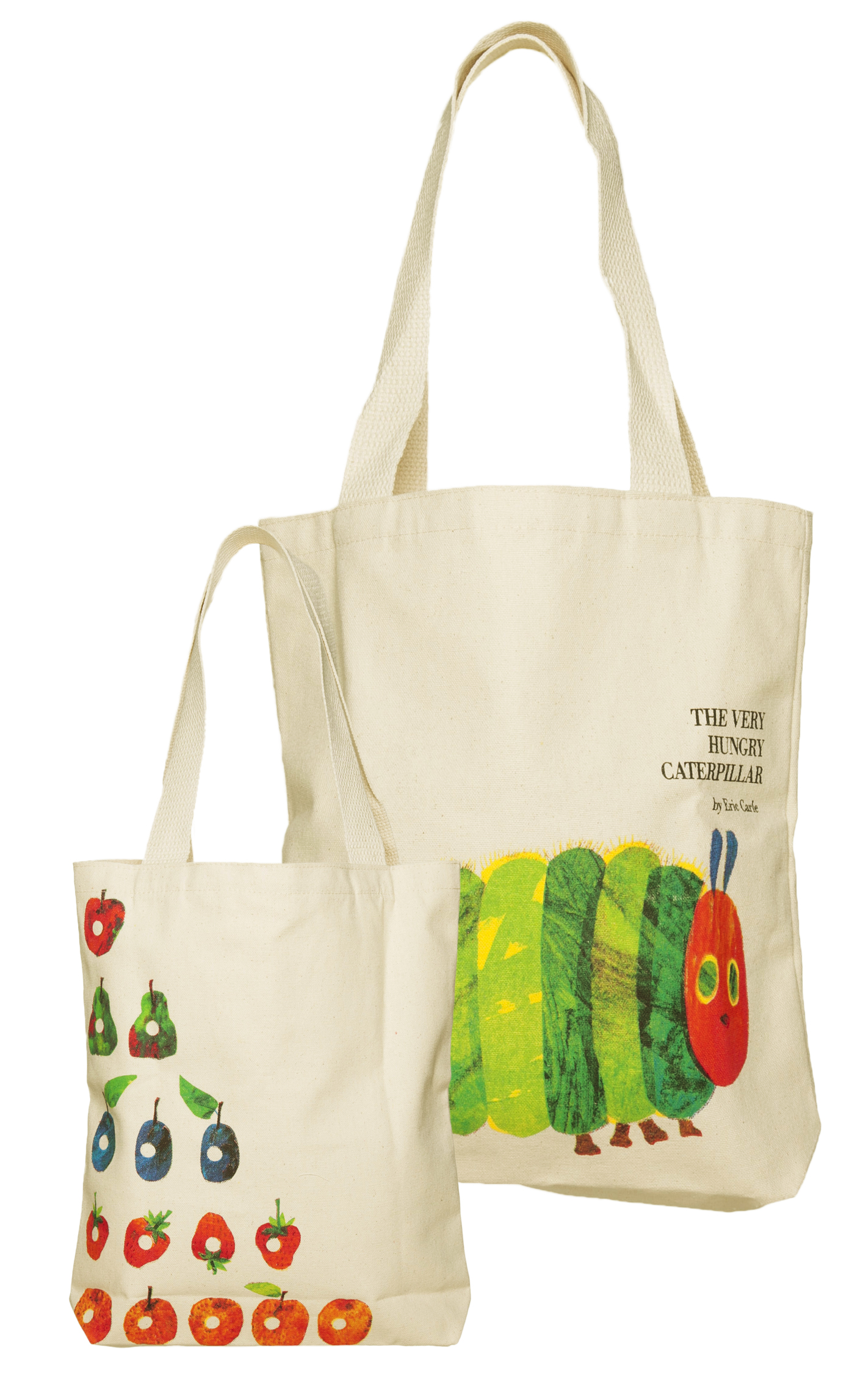 The_Very_Hungry_Caterpillar_Vintage_Cover_Print_Canvas