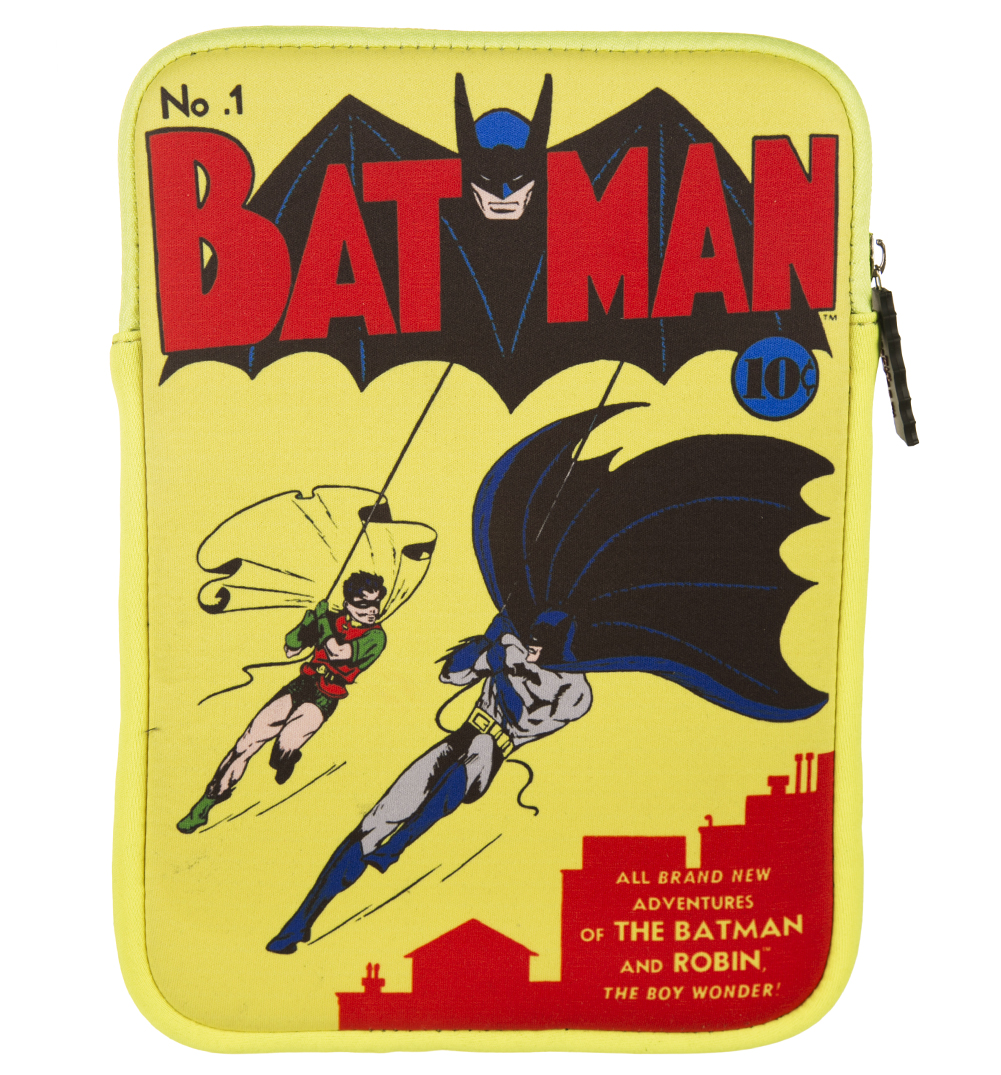 Batman iPad