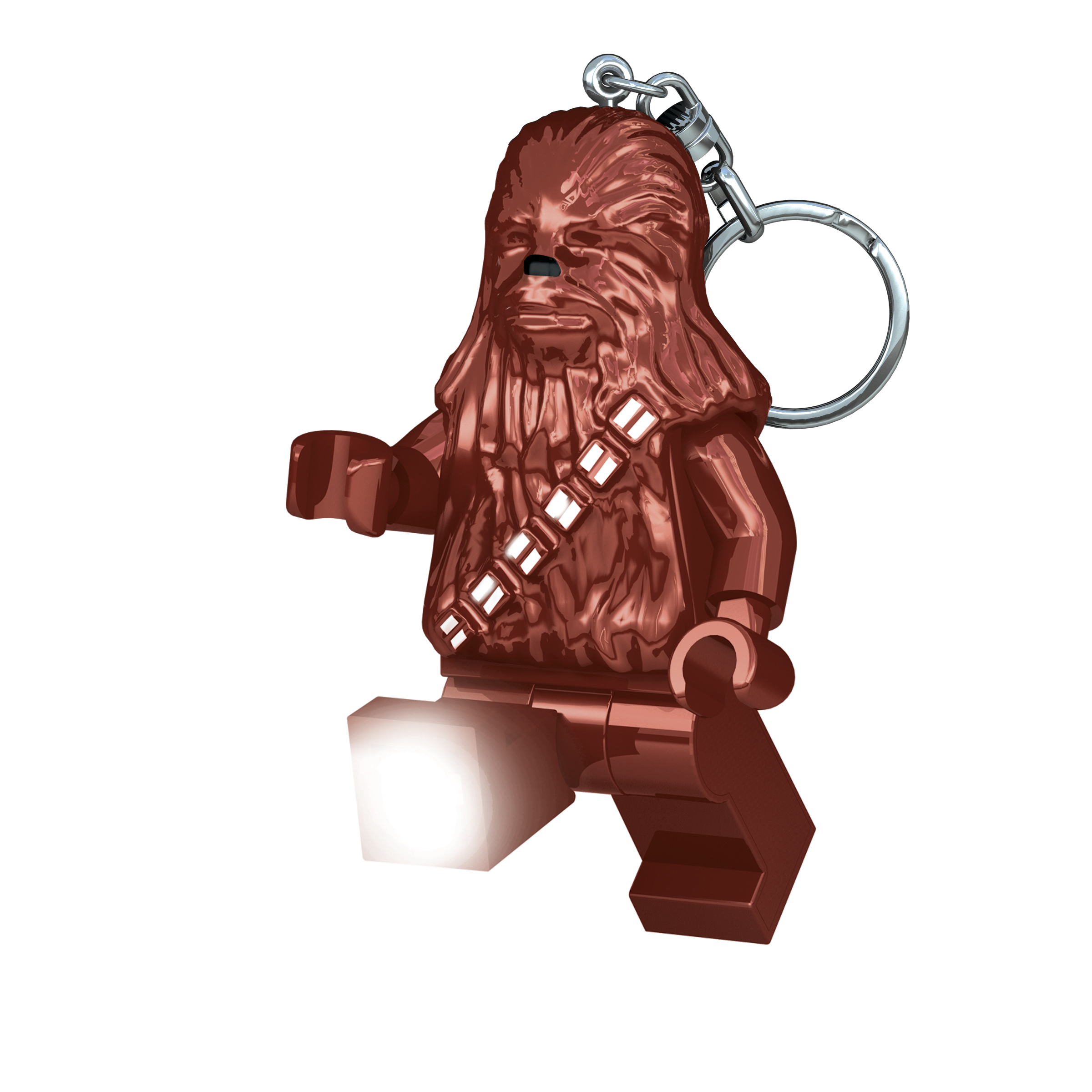 May The Fourth Be With You Wookie: LEGO Chewbacca Star Wars Key Light