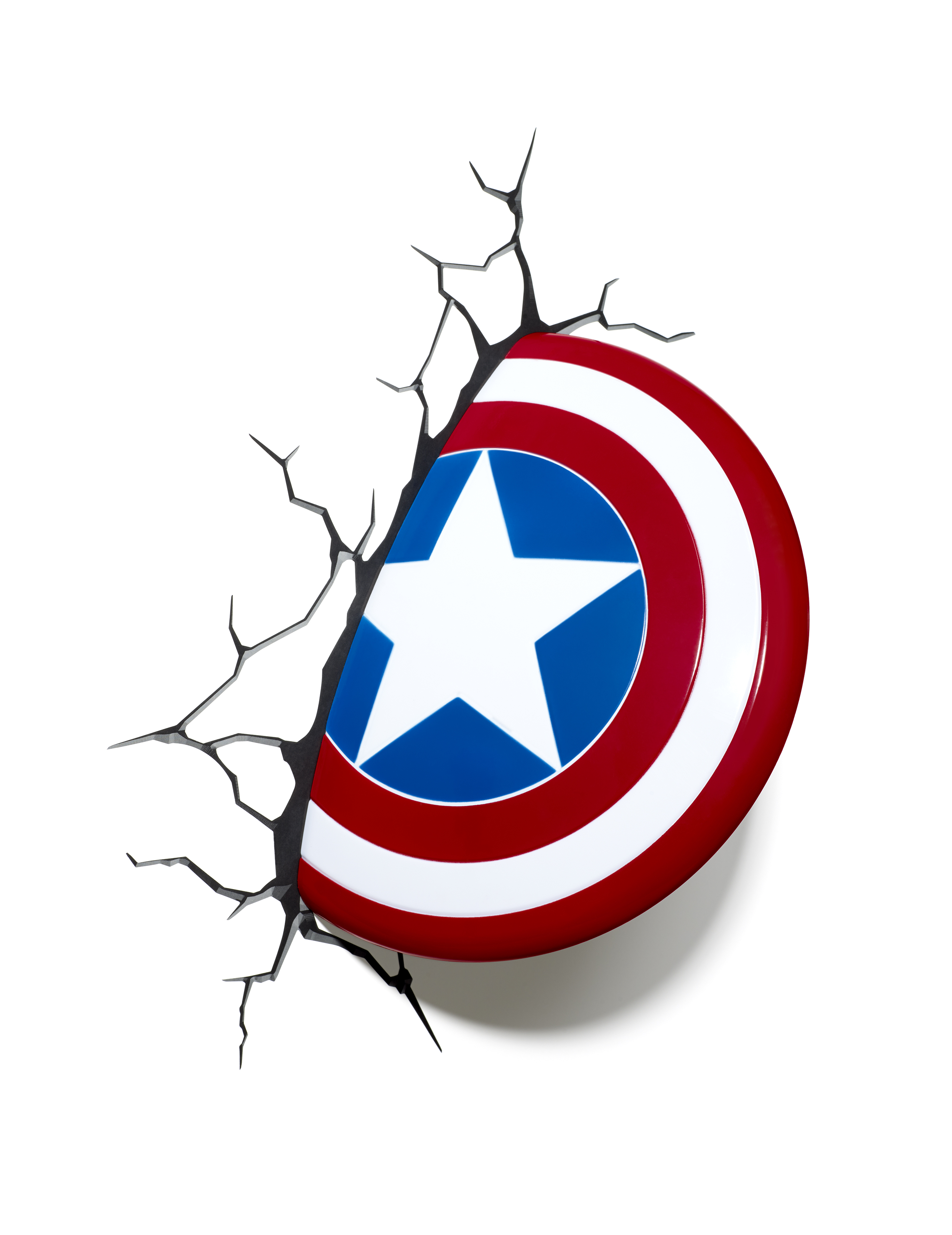 how to make a real captain america shield
