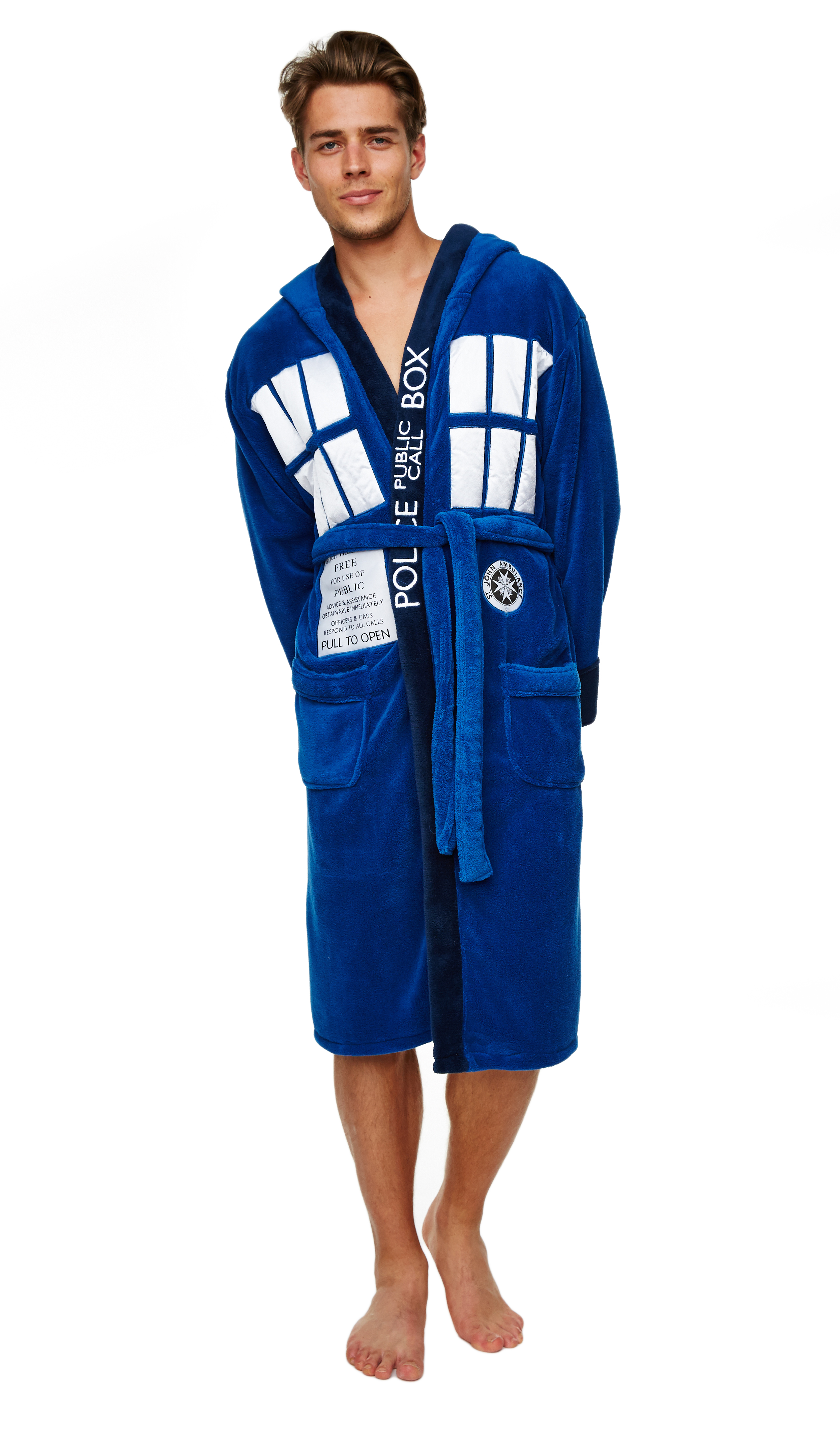 TARDIS Dressing Gown