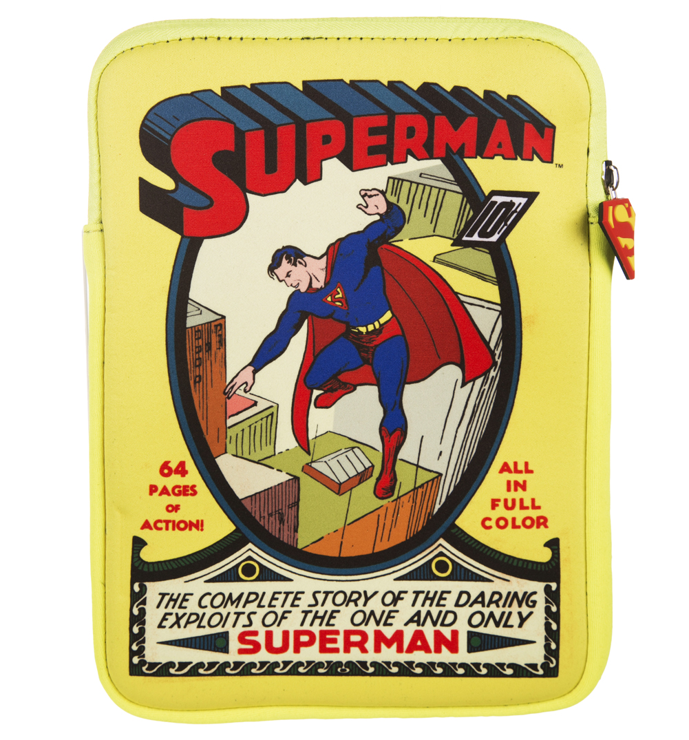 Superman iPad