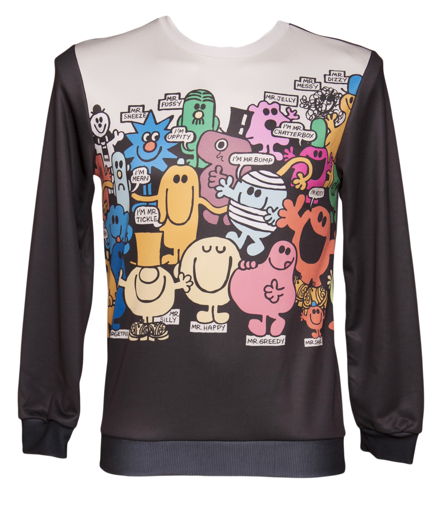 Mr Men Jumper